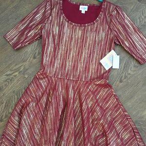 "LuLaRoe ""Elegant"" Nicole Dress"